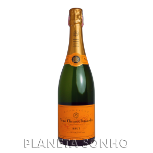 CHAMP. VEUVE CLICQUOT BRUT 750 ML